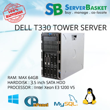 Buy Dell Poweredge T330 Server Online In India At Low