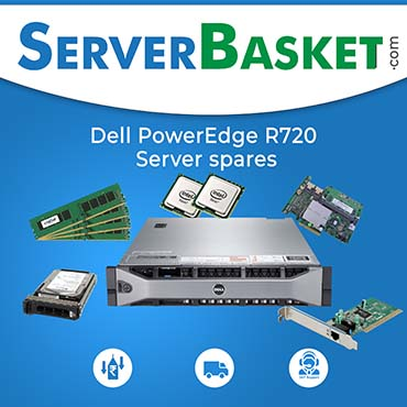 Dell PowerEdge R720 Server Spare Parts