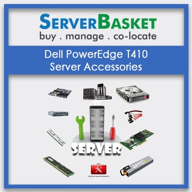 Dell PowerEdge T410 Server Accessories