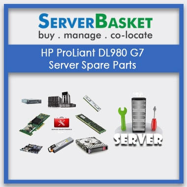 HP ProLiant DL980 G7, HP ProLiant DL980 G7 Server Spare Parts