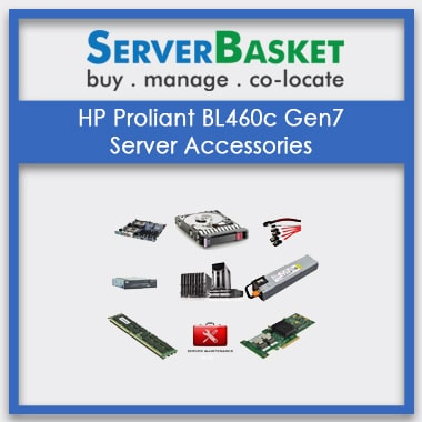 HP Proliant BL460c Gen7, HP Proliant BL460c Gen7 Server Accessories