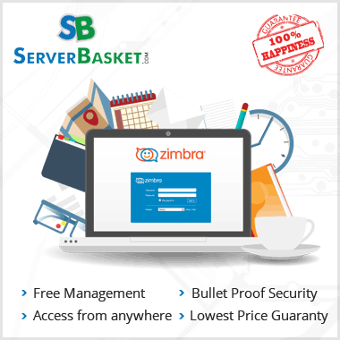Managed Zimbra Mail Server
