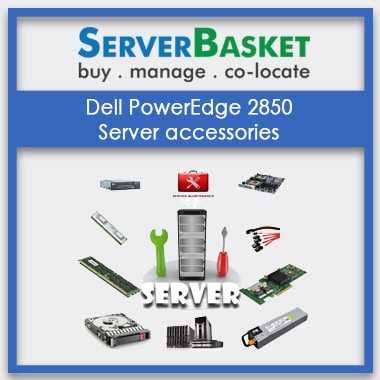 Dell PowerEdge 2850, Dell PowerEdge 2850 Server accessories