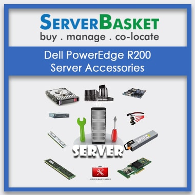 Dell PowerEdge R200 Server Accessories