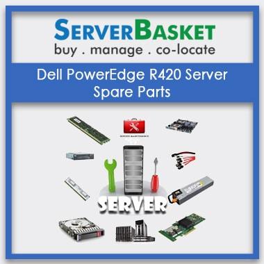 Dell PowerEdge R420 Server spare parts