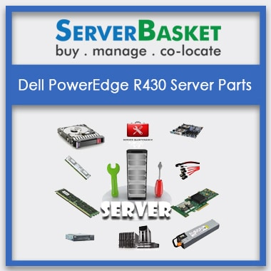 Dell PowerEdge R430, Dell PowerEdge R430 Server Parts