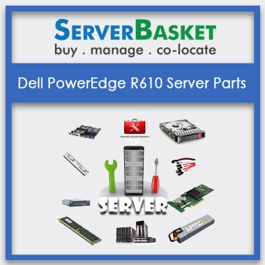 Dell PowerEdge R610 Server Parts