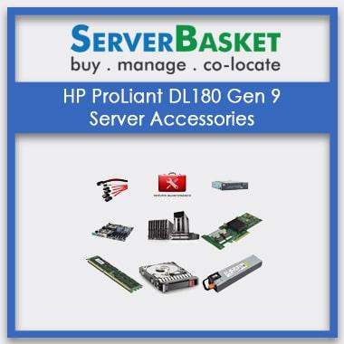 HP ProLiant DL180 Gen 9, HP ProLiant DL180 Gen 9 Server Accessories