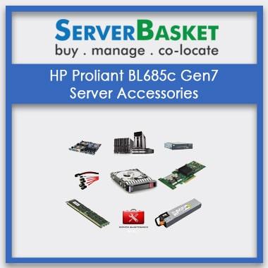 HP Proliant BL685c Gen7, HP Proliant BL685c Gen7 Server Accessories