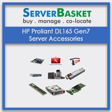 HP Proliant DL165 Gen7, HP Proliant DL165 Gen7 Server Accessories