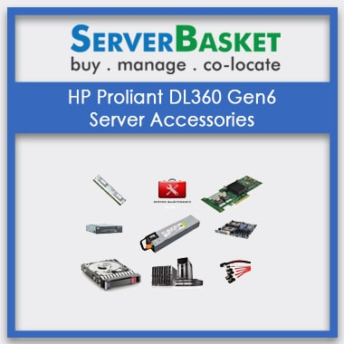 HP Proliant DL360 Gen6, HP Proliant DL360 Gen6 Server Accessories