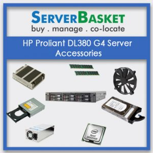 HP Proliant DL380 G4 Server Accessories