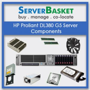 HP Proliant DL380 G5 Server Components
