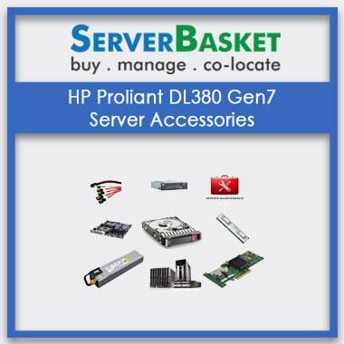 HP Proliant DL380 Gen7, HP Proliant DL380 Gen7 Server Accessories