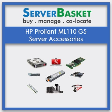 HP Proliant ML110 G5, HP Proliant ML110 G5 Server Accessories