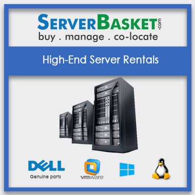 Buy High End Server Rentals In India