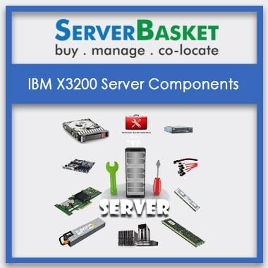 IBM X3200, IBM X3200 Server Components