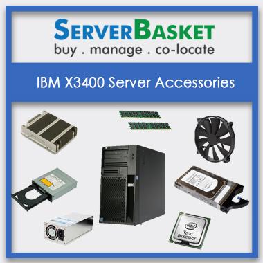 IBM X3400 Server Accessories