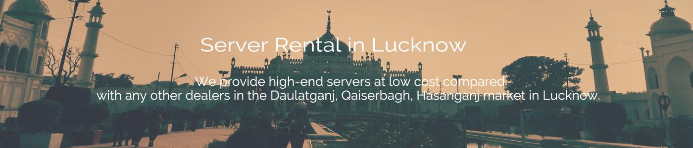server rental service in lucknow