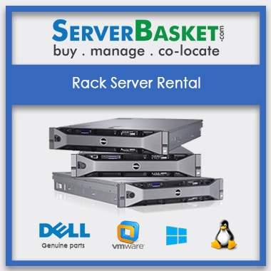 Rack Server Rental In India