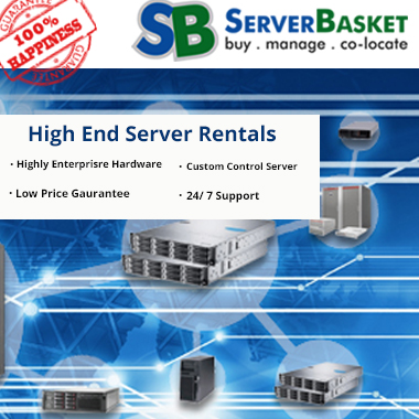 High-end Server Rentals