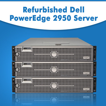 Refurbished Dell PowerEdge 2950 Server