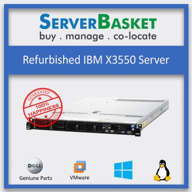 IBM X3550 refurbished Server