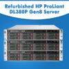 Refurbished Hp server dl380p