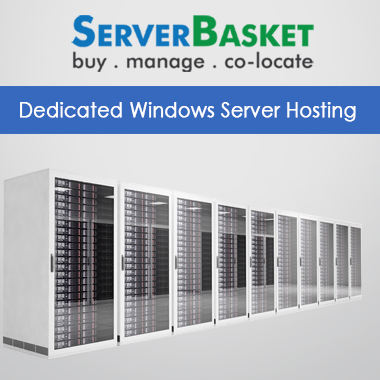 Order Buy Dedicated Windows Server Hosting In Bangalore Online From Server Basket at best Price