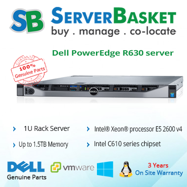 Dell PowerEdge Server Rental in Chennai