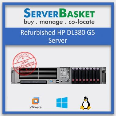 HP DL380 Gen5, refurbished-hp-dl380-gen5