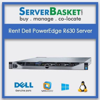 Dell PowerEdge Server Rental in Chennai