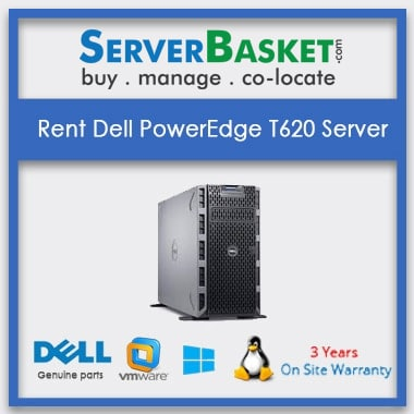 Rent Dell PowerEdge T620 Server In India