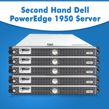 Second Hand Dell PowerEdge 1950 Server