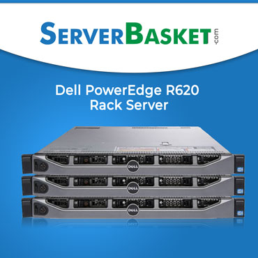 Used Dell PowerEdge R620 server