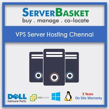Buy VPS Server Hosting Chennai for Cheap Price on Server Basket Website