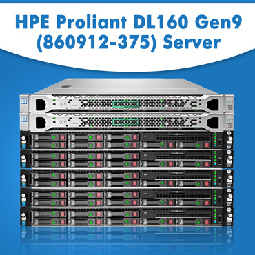 HPE Proliant DL160 Gen9 ( 860912-375) Server