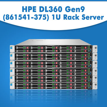 HPE DL360 Gen9 server | 1U rack server | HPE servers