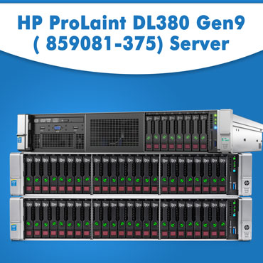 Buy HP DL380 Gen9 At Lowest Price in India Online from Server Basket, Buy HP DL380 Gen9 Server At Deal Price Online, Order HP DL380 G9 Online