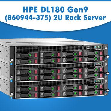 hpe dl180 gen9 (860944-375) server