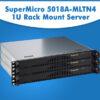 SuperMicro 5018A-MLTN4 1U Rack Mount Server