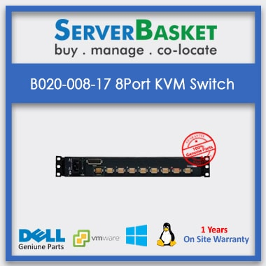 Buy B020-008-17 8Port NetDirector KVM Switch at Lowest Price from Server Basket