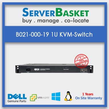 Order B021-000-19 1U KVM Switch Online on Server Basket for Cheap Price
