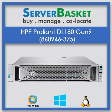 HPE Proliant DL180 Gen9 (860946-375)
