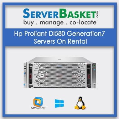 Buy IT Equipment For Leasing In India , Buy Hp Proliant Dl580 Generation7 Servers On Rental In India