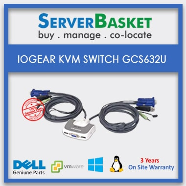 Place order for IOGEAR GCS632U KVM SWITCH Online