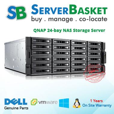 QNAP 24-bay NAS Storage Server