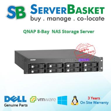 QNAP 16-bay 10GbE NAS server