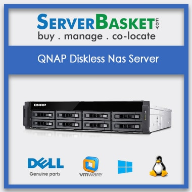 Buy QNAP Diskless Nas Server In India