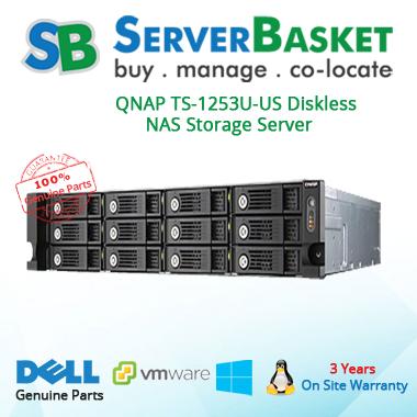 Buy Dell Emc Powervault Nx430 8tb 210 Ahzh Server At